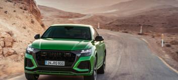 Audis raskeste SUV er klar for Norge