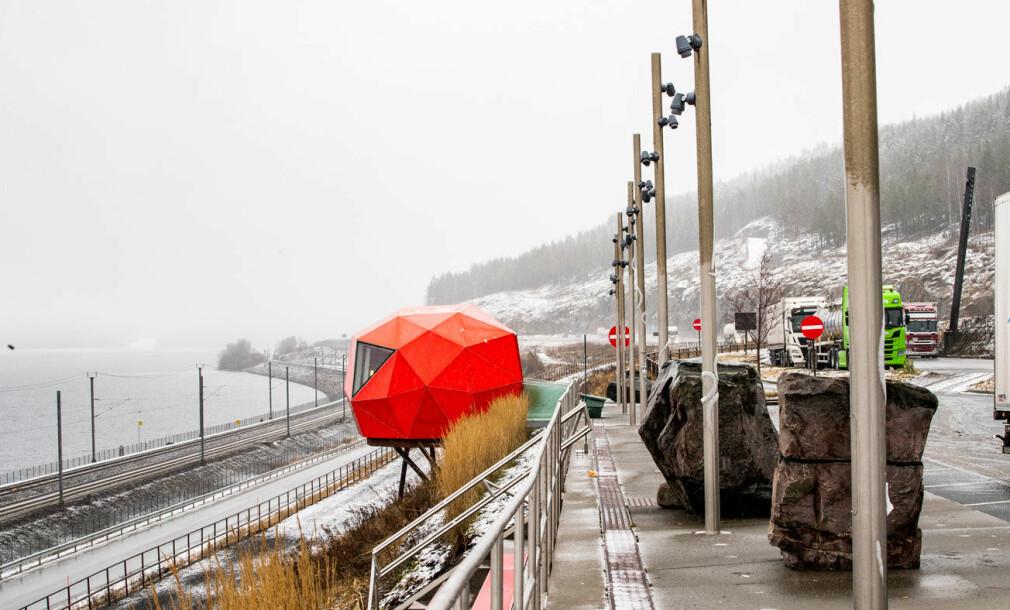 Maks en time til neste tissepause langs norske riksveier