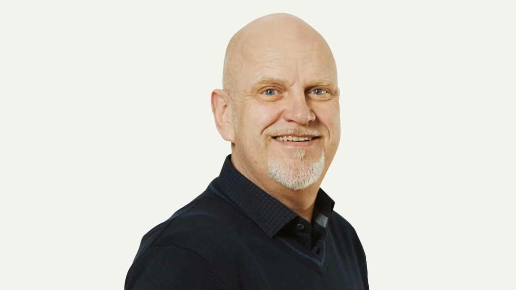 FLERE FAKTORER SPILLER INN: Utfallet av en ulykke avhenger av hvilken bil du sitter i, hvordan du sitter i setet og om du bruker bilbeltet riktig, mener Morten Fransrud, fagsjef i NAF trafikktrening.