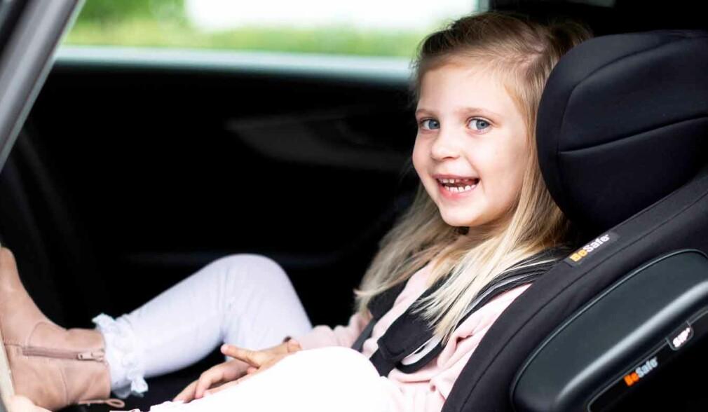 Dette er nyttig å vite om barnestoler i bil
