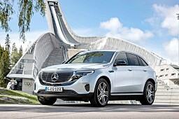 Mercedes på historisk salgstopp