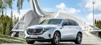 Mercedes EQC – mest komfort for pengene
