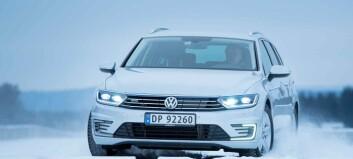 Volkswagen Passat GTE – den beste elbilen i fem mil