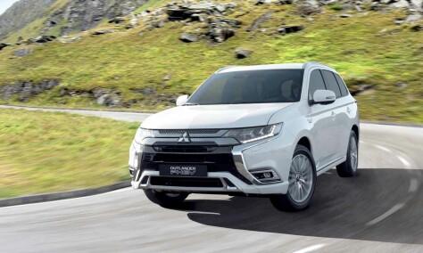 Mitsubishi Outlander – peker nese til de såkalte ekspertene