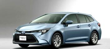 Toyota Corolla – snusfornuften er blitt lekker og kjøreglad