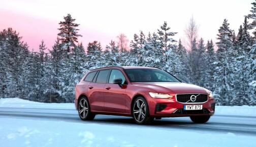 Volvo V60 – rett og slett en usedvanlig lekker bil