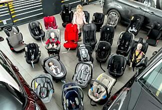 Dette er barnestolene som beskytter best