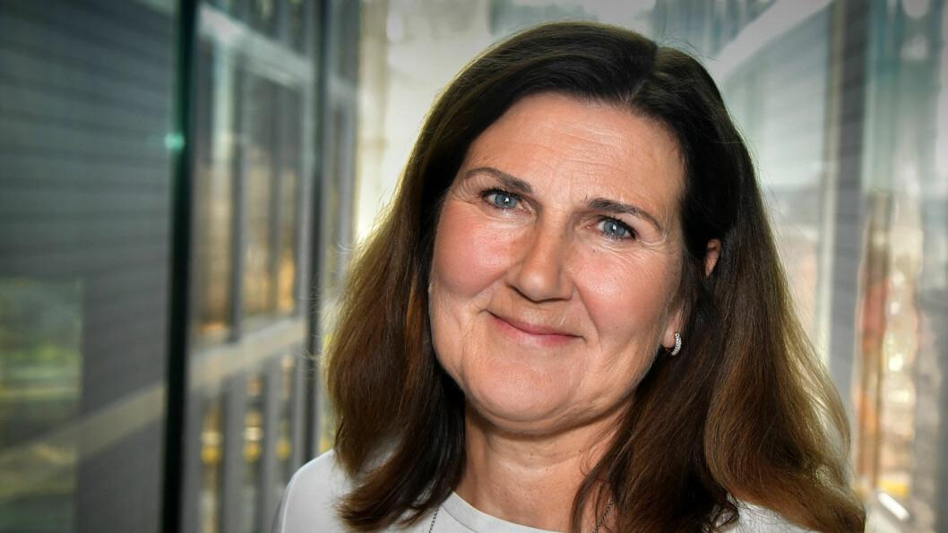 STATENS VEGVESEN: Vegdirektør Ingrid Dahl Hovland.