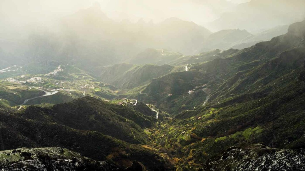 GRØNT OG FRODIG: Nord- og vestsiden av Gran Canaria er overraskende mye grønnere enn kysten lenger sør. Foto: Jef Willemyns/Unsplash