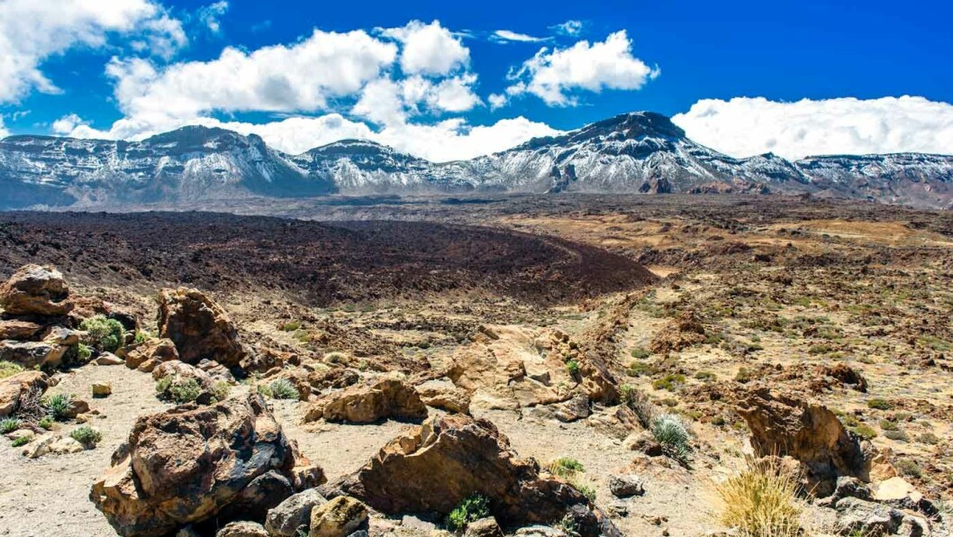 INNGANGEN TIL HELVETET: Urbefolkningen på Tenerife mente at djevelen holdt til i vulkanen Teide. Foto: Michal Mrozek/Unsplash
