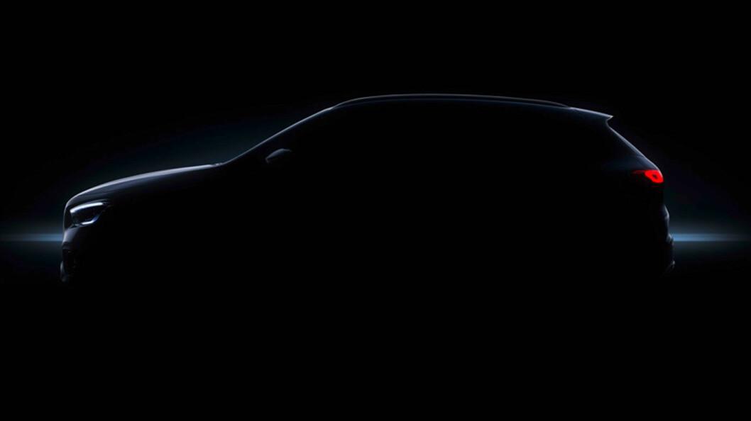 NY GLA: Den lille SUV'en er høyere og kortere i åttende generasjon. Foto: Daimler