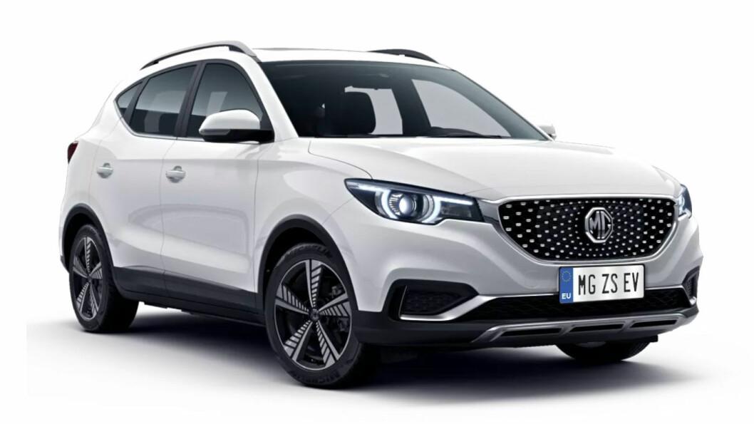 NYKOMMER: Blir MG et navn på alles lepper, slik Kia og Hyundai og Jaguar er blitt etter at bilene ble helelektriske? Nykommeren er klar på markedet fra januar, til en svært gunstig pris.