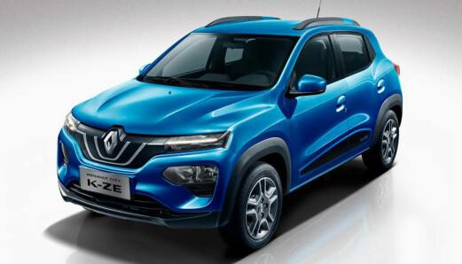 Elektrisk mini-SUV til 150.000 kroner