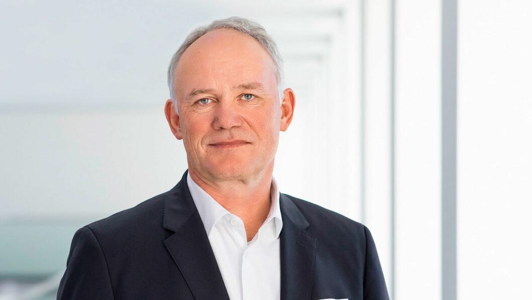 TYDELIGHET: Michael Jost, Volkswagen-konsernets sjef for produktstrategi, vil ha tydeligere skille mellom produktene.