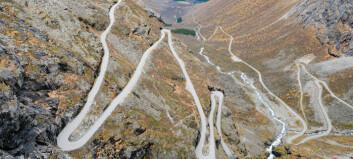 Derfor er Trollstigen bra for sikkerheten