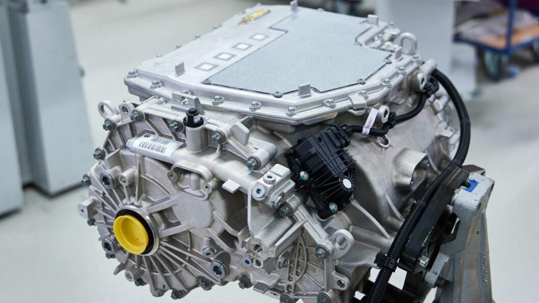 PROTOTYPE: BMWs elmotor.