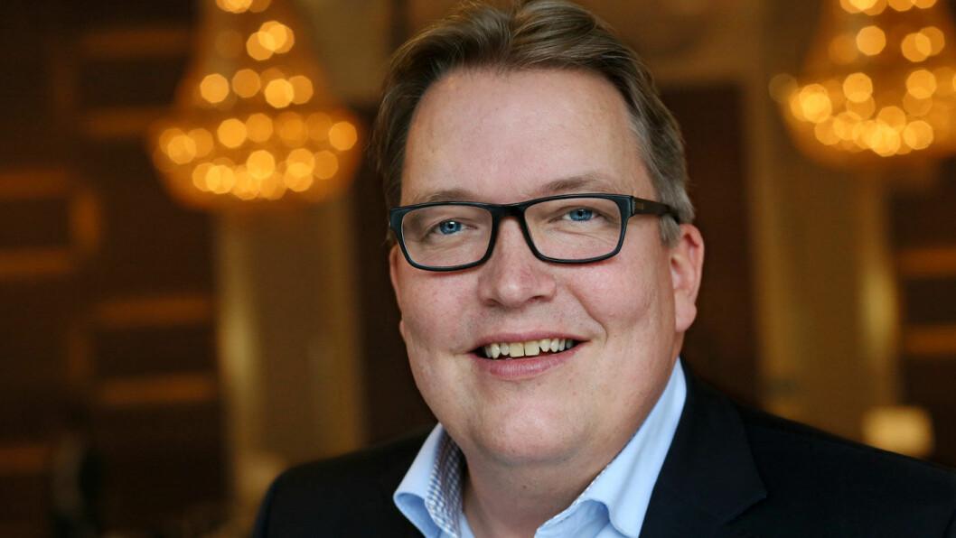 KRITISK: – – Dette er spørsmål som tidligere ikke har vært politisert, sier Sverre Myrli (Ap) i Transport- og kommunikasjonskomiteen på Stortinget. Foto: Bernt Sønvisen