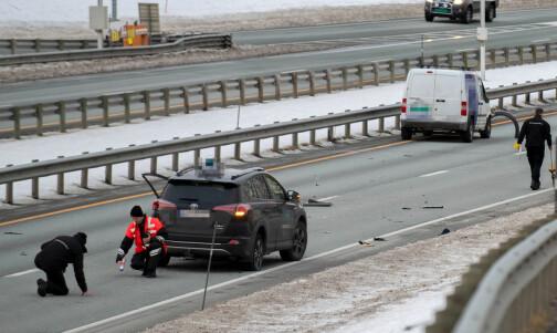 Ingen barn under 16 døde i trafikken i fjor