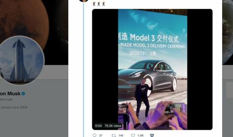 – Model Y-etterspørselen vil overgå alle de andre Tesla-modellene samlet