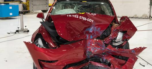 Dette er bilene som toppet i sikkerhetstestene i 2019