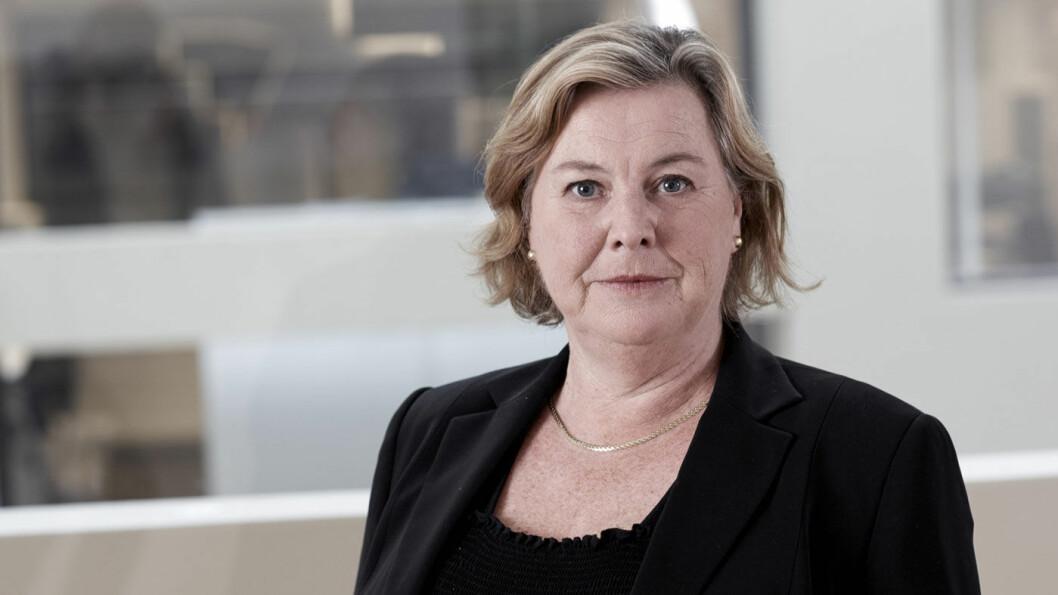 ADVARER: – Dette advarer vi på det sterkeste mot, sier Elisabeth Realfsen, daglig leder i Forbrukerrådets tjeneste Finansportalen. Foto: Ole Walter Jacobsen