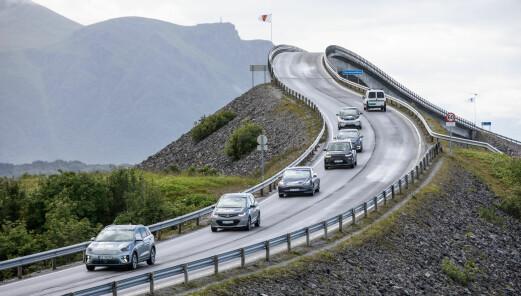 Her er grunnene til at bilkjøperne ikke velger elbil