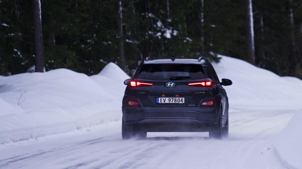 KLAR FOR LEDERTRØYA: Hyundai vil bli elbilselger nummer 1 i Europa, og har mål om å selge 80.000 elbiler i Europa i 2020. Foto: Hyundai Motor
