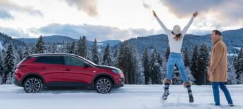 Hold på hatten, her kommer en lynrask Opel!
