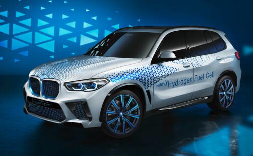 Spår kostnadsfall for hydrogenbiler innen fem år