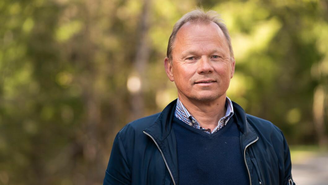 ADVARER: Toralv Dalen Haukenes i Dekkmann.