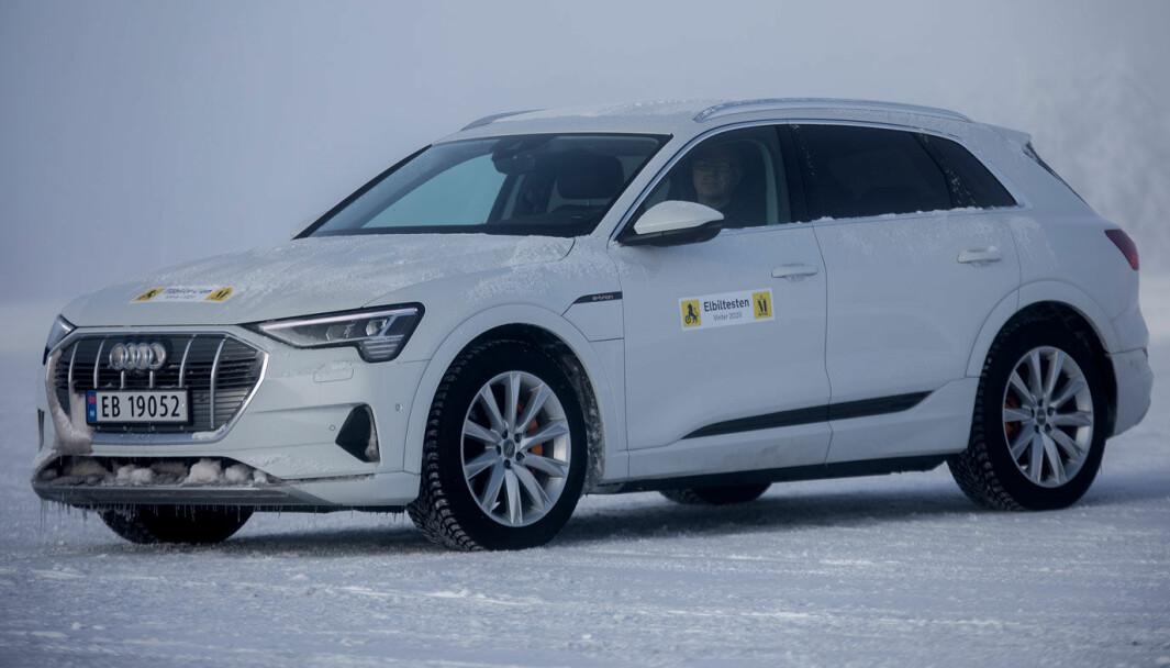 Audi e-tron 50: Kortreist luksus