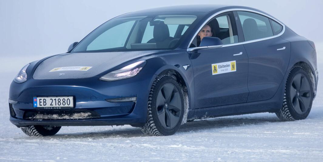 Tesla Model 3: Sedanen som ble toppselger