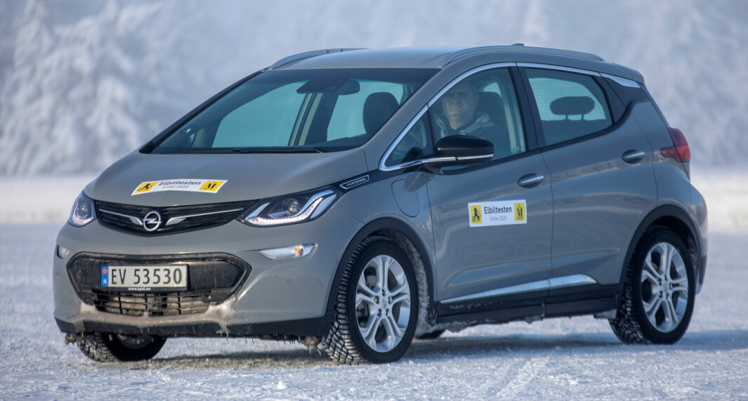 Opel Ampera-e: Rekkeviddepionéren