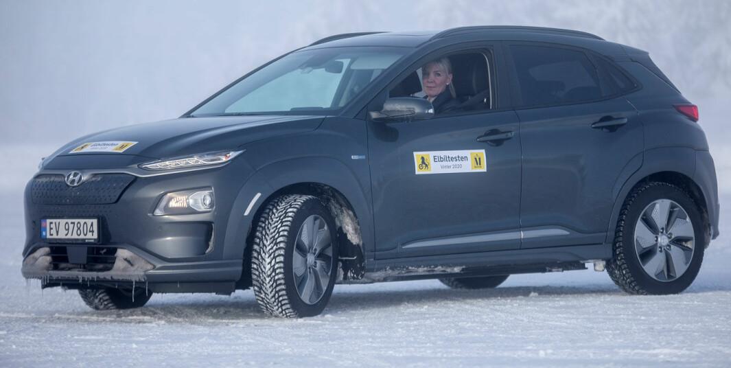 Hyundai Kona: Fantastisk effektiv
