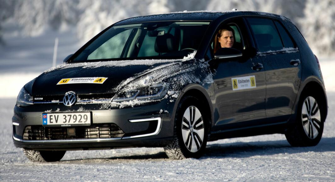 VW e-Golf: Forlater markedet til applaus