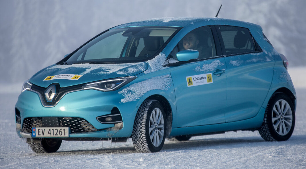 Renault Zoe: Veteranen med på notene