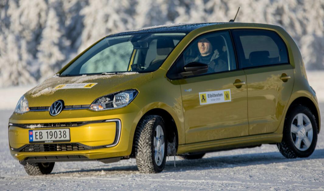 VW e-Up!: Originalen er bedre enn noen gang