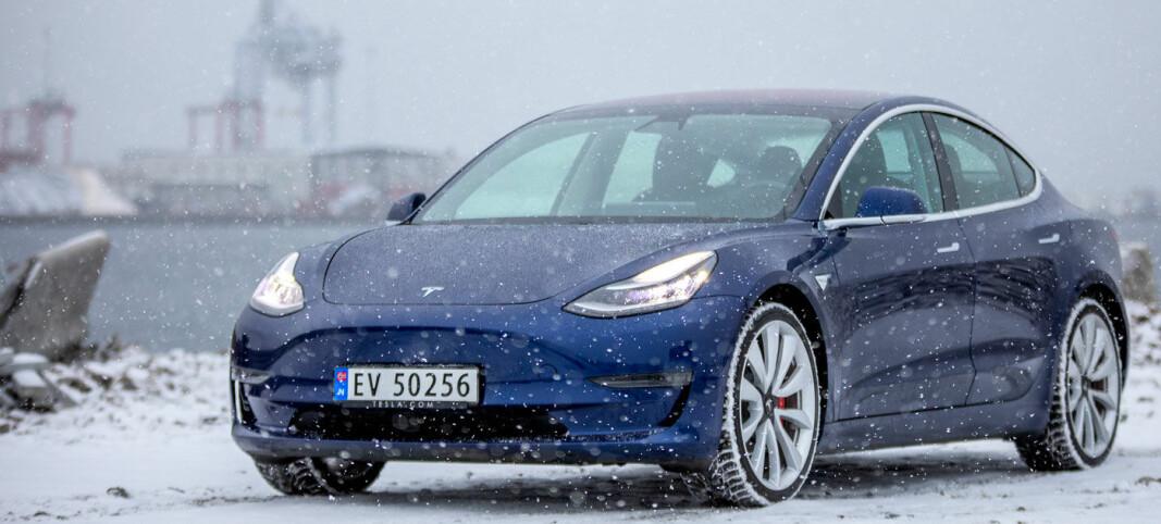 «Tesla ligger seks år foran Toyota og Volkswagen»