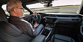 Her er versting-utgaven av Audi e-tron