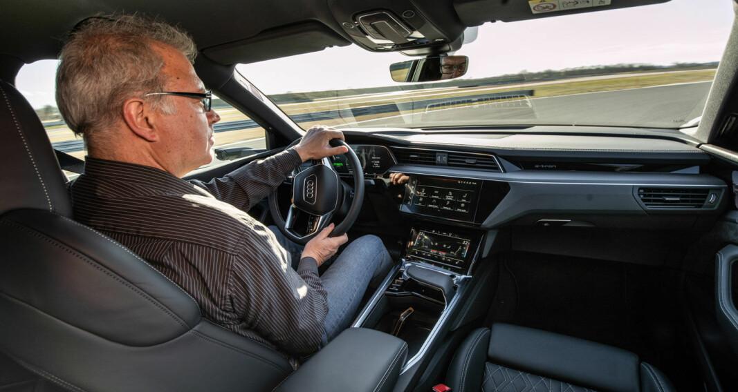 Versting-utgaven av Audi e-tron imponerer