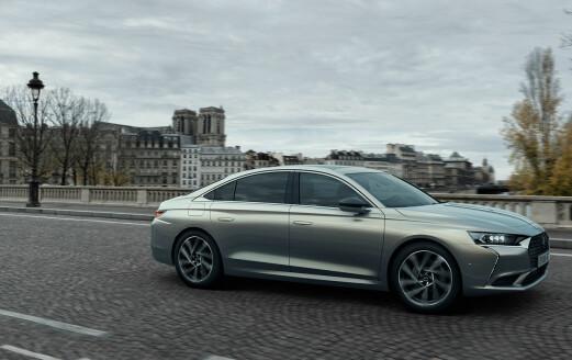 Ladbar fransk luksus har Lexus og Jaguar i siktet