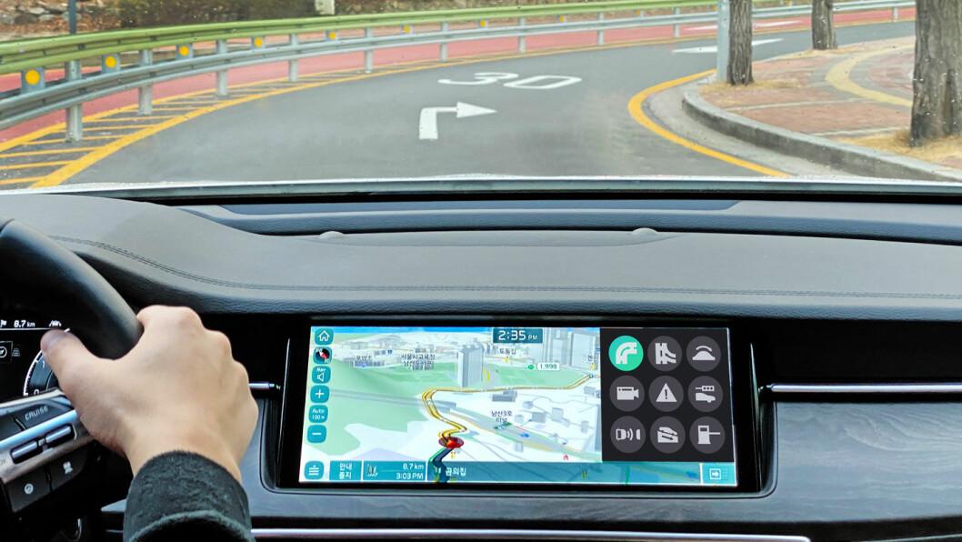 ORDNER SELV: De koreanske bilprodusentene Kia og Hyundai vil gjøre automatgir automatisk – på ordentlig. Foto: Hyundai Motor