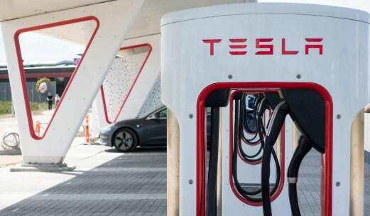 Tesla øker ladeprisen med 51 prosent