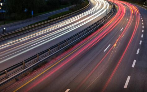 Kjørte slalåm mot kjøreretningen på E6