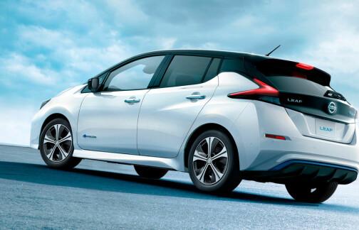 Solgte 1000 Nissan Leaf på fem dager