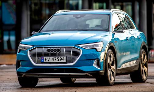 Etterlengtet Audi med vind i speilene