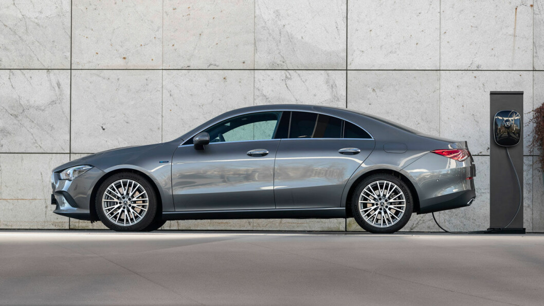 Mercedes CLA 250 e Coupe