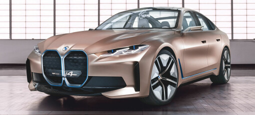 BMW sin Tesla-konkurrent er på veien om et drøyt år