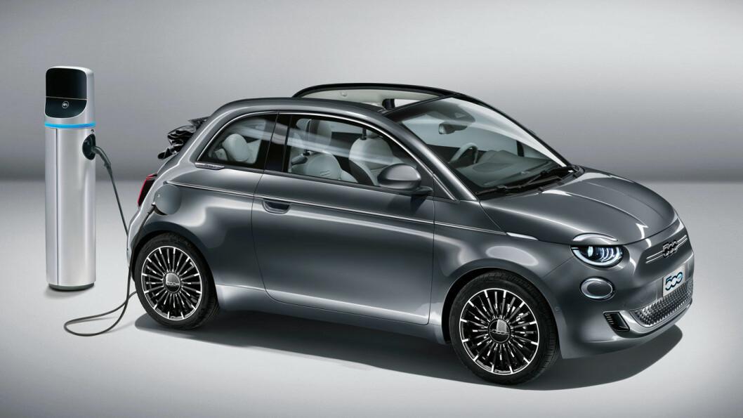 ITALIENSK: Fiat 500 –la Prima.