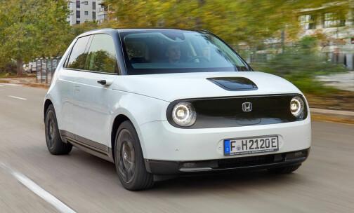 Honda skal lansere enda en elbil
